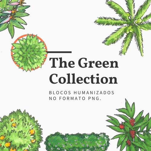 The Green Collection por Marcelo Marttins