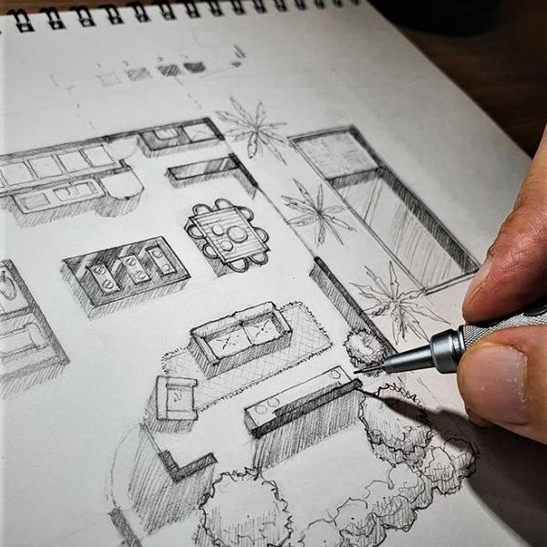 curso Graphic Thinking por Marcelo Marttins